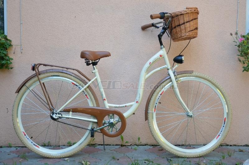 Продам новий жіночий міський  велосипед Vanessa