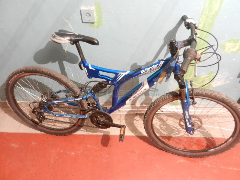Продам Двухподвес - Київ - гірський велосипед двупідвіс 1500 грн.