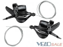 Продам Манетки Shimano Acera SL-M360 3x8 ск - Коломия - Новий манетки для велосипеда 525 грн.