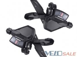 Продам Манетки Shimano Deore SL-M590 3x9 ск - Коломия - Новий манетки для велосипеда 860 грн.