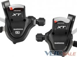Продам Манетки Shimano XT SL-M780 10ск - Коломия - Новий манетки для велосипеда 1600 грн.