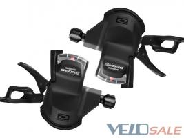 Продам Манетки Shimano Deore SL-M610 10ск - Коломия - Новий манетки для велосипеда 965 грн.