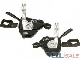 Продам Манетки Shimano XTR SL-M980 10ск - Коломия - Новий манетки для велосипеда 3300 грн.