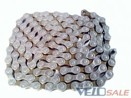 Продам KMC bicycle chain - Київ - Новий ланцюг для велосипеда 100 грн.