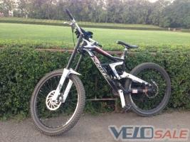 Продам Scott Gambler - Мукачеве - складний велосипед двупідвіс 2000 дол.