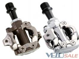 Продам Контактні педалі Shimano PD-M540 - Коломия - Новий педалі для велосипеда 790 грн.