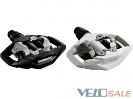 Продам Контактні педалі Shimano PD-M530 - Коломия - Новий педалі для велосипеда 570 грн.