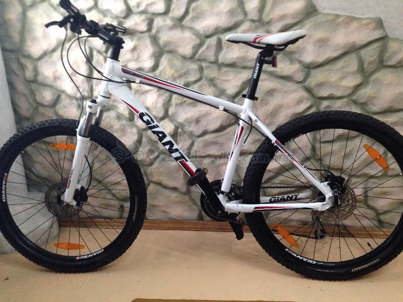 Горный велосипед Giant