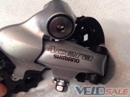 Продам  Shimano ACERA RD-M340  - Харьков - Новый переключатели скоростей для велосипеда 200 грн.