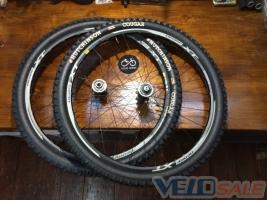 """Продам Бескамерные колеса  Shimano WH-M785  (26"""" ) - Хуст - Новий колеса для велосипеда 300 дол."""