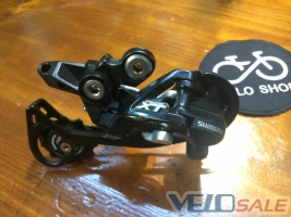 Продам Задний переключатель Shimano XT RD-M780 SGS Shadow