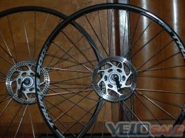 Продам Shimano+ротори Shimano SM-RT53 centerlock - Тернопіль - колеса для велосипеда 1500 грн.