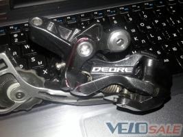 Продам Shimano Deore RD-M593 SGS - Киев - переключатели скоростей для велосипеда 650 грн.