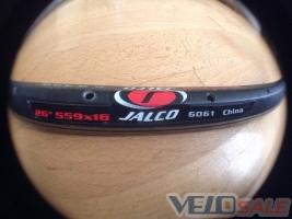 """Продам Jalco 26"""" 559x16 - Івано-Франківськ - обод для велосипеда 300 грн."""