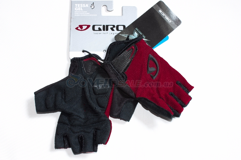 Продам Велосипедные перчатки без пальцев Giro Tessa - Київ - Новий рукавиці для велосипеда 360 грн.
