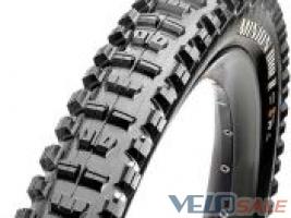 Куплю ПОКРЫШКА MAXXIS MINION DHR II (TB72907200) 26X2.40 - Барвінкове - Новий покришки для велосипеда 717 грн.