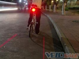 Продам велогабарит-лазер - Харків - Новий освітлення для велосипеда 250 грн.