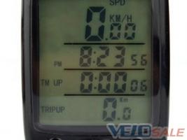 Продам  Sunding SD-563A - Харків - Новий компьютер для велосипеда 250 грн.