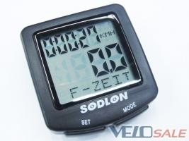 Продам  SODLON підсвітка - Харків - Новий компьютер для велосипеда 275 грн.