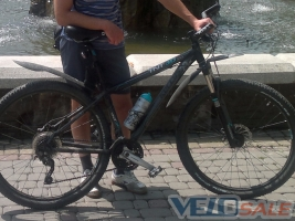 Розыск велосипеда Kellys TNT30