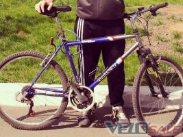 Розыск велосипеда COMANCHE Prairie Shock - Киев