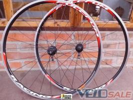 Продам колёса шоссейные FULKRUM RASING 7 - Харків - колеса для велосипеда 2800 грн.