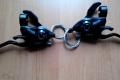 Моноблоки 24 скорости Shimano Tourney ST-EF51 3/8 - Харьков - Новый манетки для велосипеда 475 грн.