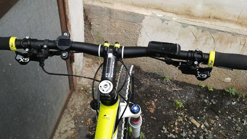 Куплю Cube Ams 110 Race  - Перечин - горный, mtb велосипед двухподвес 1200 евро