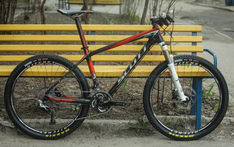 Продам Scott Scale20 - Харьков - горный, mtb велосипед hardtail 1450 дол.