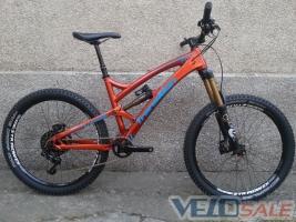 Продам Трек Слеш7 - Івано-Франківськ - гірський, mtb велосипед двопідвіс 1499 дол.