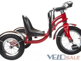 "Велосипед 12"" Schwinn Roadster Trike красный"