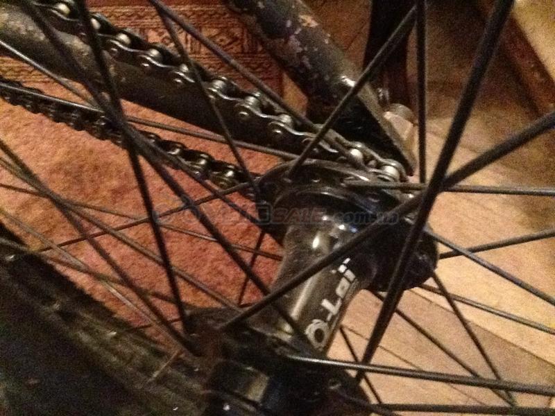 Q-lite KT-Y29R 9T RHD 14мм черная - Рівне - втулка для велосипеда 800 грн.