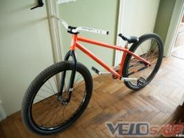 Продам NS Bikes Suburan 2010 дерт, bmx, тріал, стріт велосипед rigid 5500 грн.