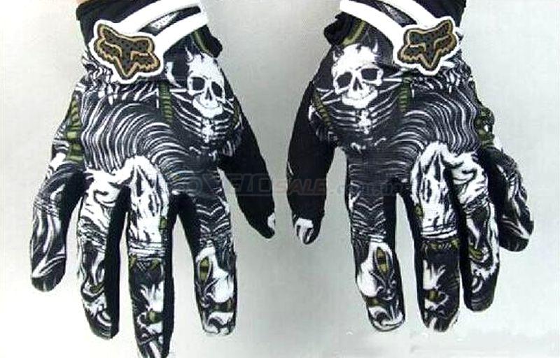 Продам перчатки FOX FlexAir,  вело-мото, длинные пальцы. - Киев - Новый перчатки для велосипеда 15 дол.