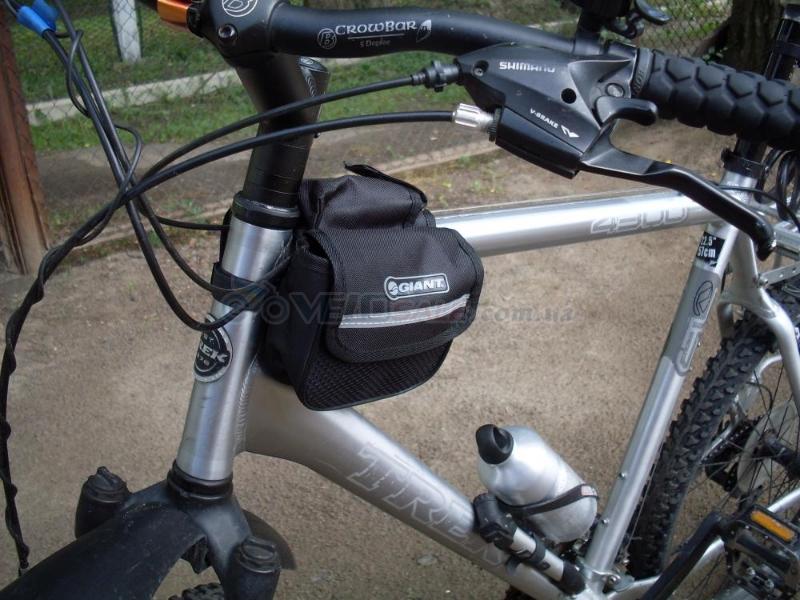 Продам Велосумки на раму GIANT, новые - Киев - Новый сумка для велосипеда 99 грн. - Velosale - Велорынок Украины