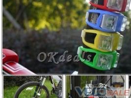 Продам Вело-моргалки - Киев - Новый освещение для велосипеда 50 грн.