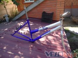 Продам мустанг - Кривой Рог - женский, городской велосипед rigid 350 грн.