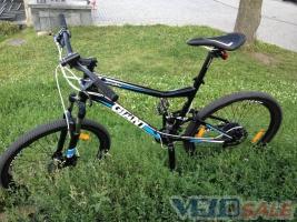 Розшук велосипеда GIANT YUKON FX - Київ