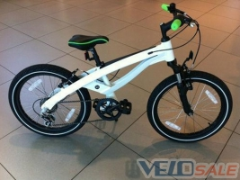 Розыск велосипеда BMW Junior Bike - Киев