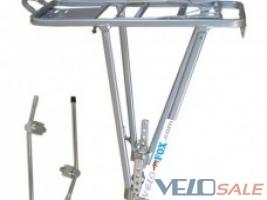 Продам Багажник велосипедный (на ось) MTB (серый) + - Львів - Новий багажник для велосипеда 285 грн.
