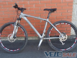 Розшук велосипеда Bergamont Stallion - Бориспіль