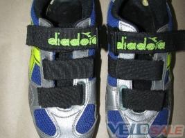 Продам diadora Trivex II - Мукачеве - взуття для велосипеда 300 грн.