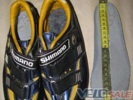Продам Shimano SH-R121 - Мукачеве - взуття для велосипеда 350 грн.