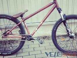 Продам Specialized P2 cromo - Дніпропетровськ - екстрім: bmx, дерт, даунхіл, тріал велосипед hardtail 8000 грн.