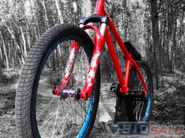 Продам NS Bikes Capital - Кіровоград - екстрім: bmx, дерт, даунхіл, тріал велосипед hardtail 1000 дол.