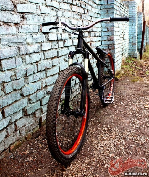 Продам NS Bikes Suburban - Мiнск - дерт 1000 дол.