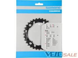 Продам Зірка шатунів Shimano Deore FC-M590 на 32T - Коломия - Новий зірки для велосипеда 11 евро