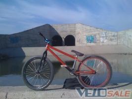 Продам NS Bikes Capital - Донецьк - екстрім: bmx, дерт, даунхіл, тріал велосипед rigid 3700 грн.