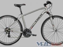Продам Велосипед Trek-2015 8.2 DS  - Київ - Новий гібрид велосипед hardtail 10000 грн.