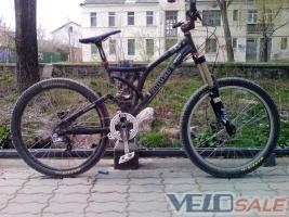 Продам Norco Six One - Симферополь - экстрим: bmx, дерт, даунхилл, триал велосипед двухподвес 1300 дол.